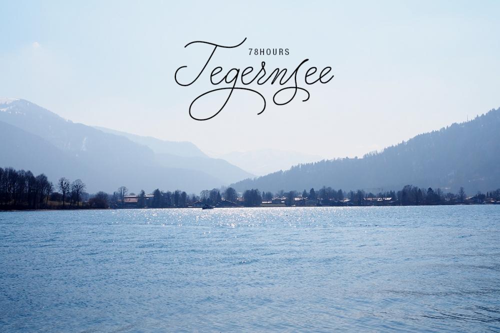 Travel / Reise / Tegernsee / Foxycheeks