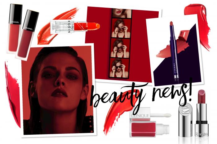 Beauty News / Lipsticks / FoxycheeksBeautyblog