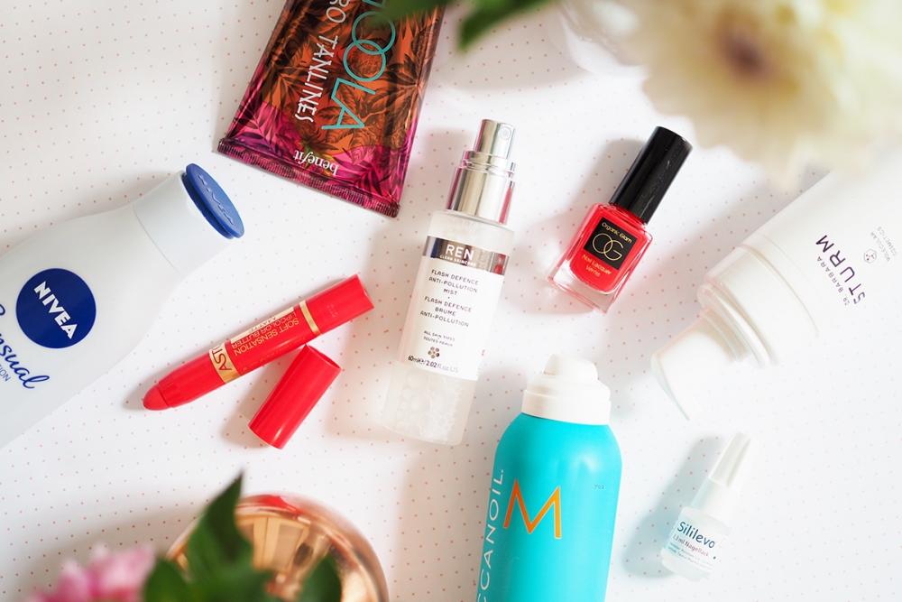 August Beauty Favourites / Foxycheeks