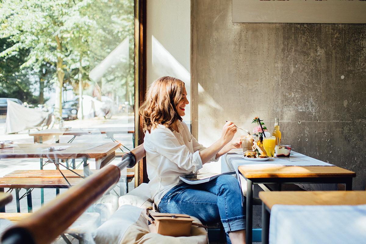 Café Johanna Hamburg / Foxycheeks