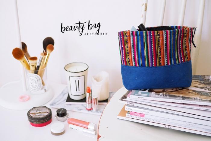 Beauty BagSeptember