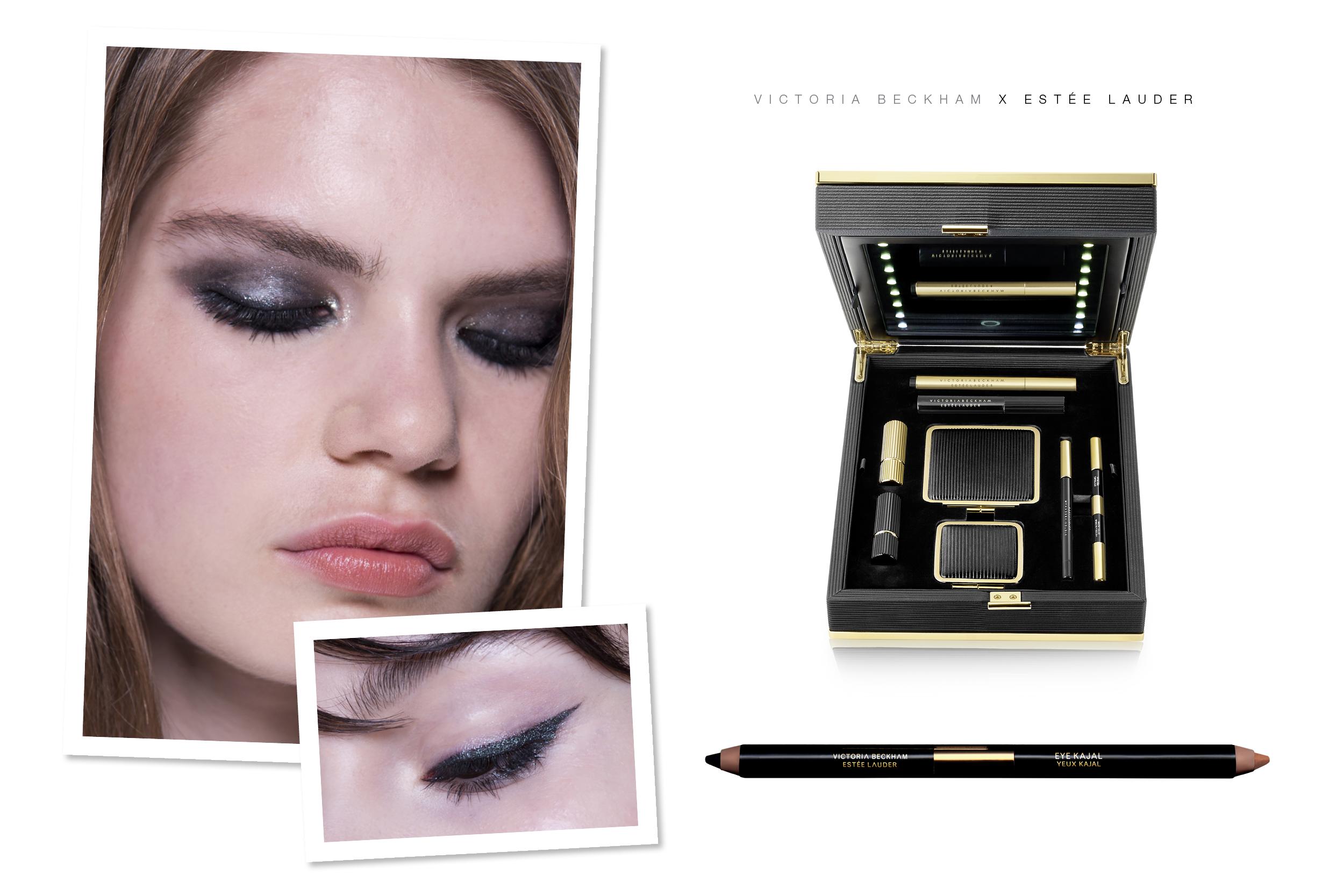 Victoria Beckham Make-up Estée Lauder / Foxycheeks