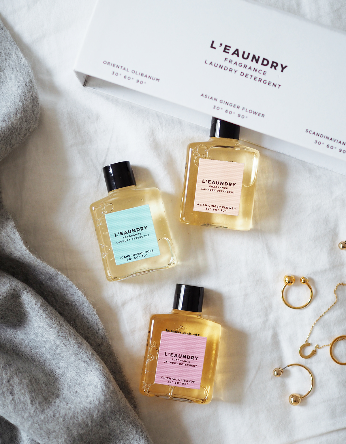 L'Eaundry / Foxycheeks Beautyblog