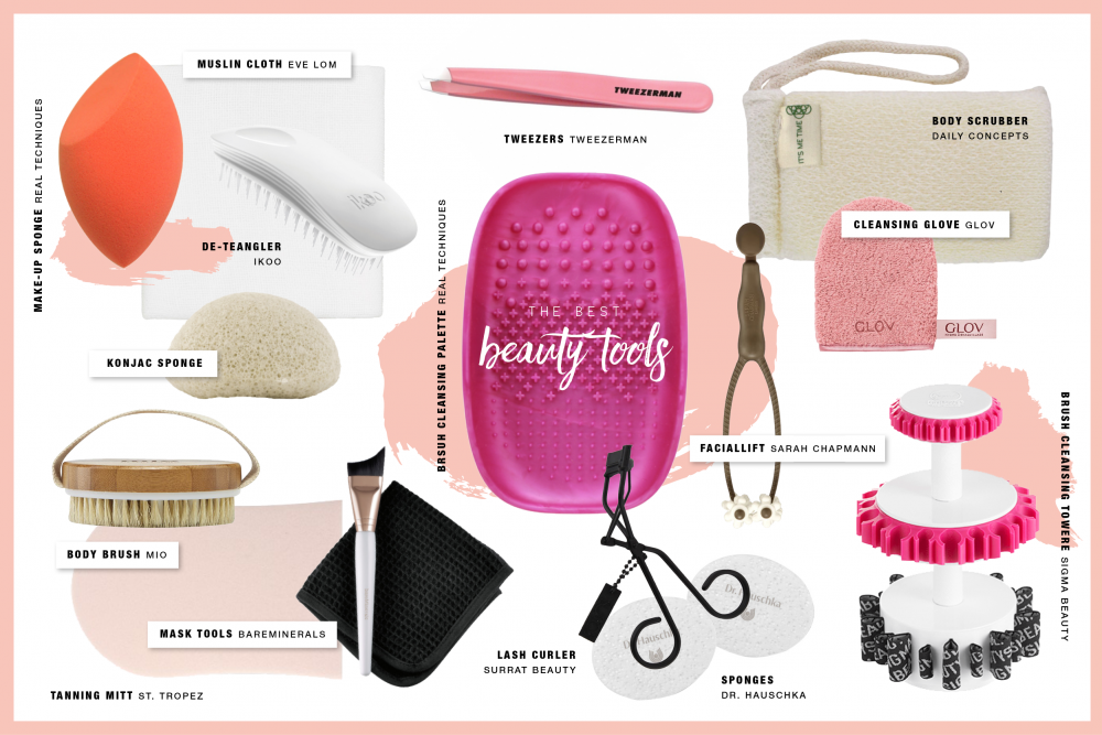 Beauty Tools / Must-haves / Foxycheeks beautyblog