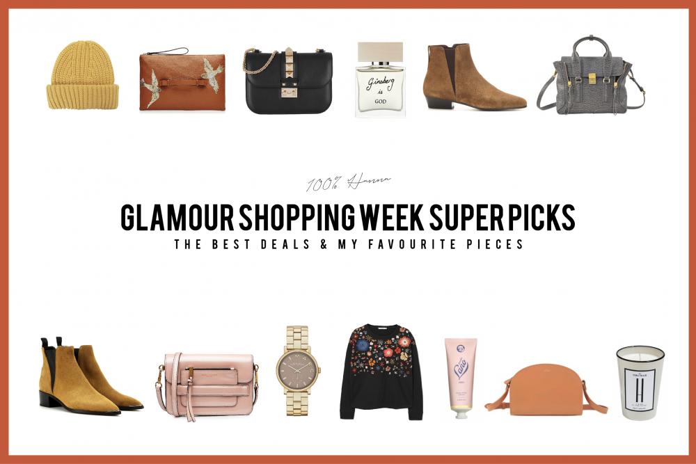 Glamour Shopping Week / Foxycheeks