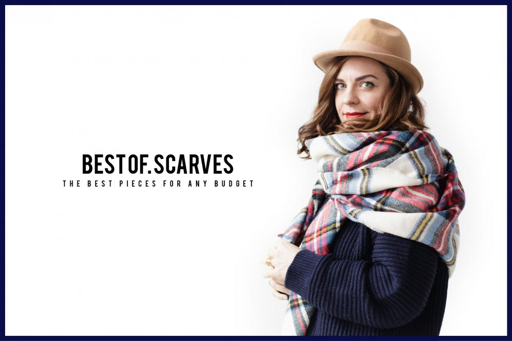 Schals / Scarves / Foxycheeks Hanna Schumi