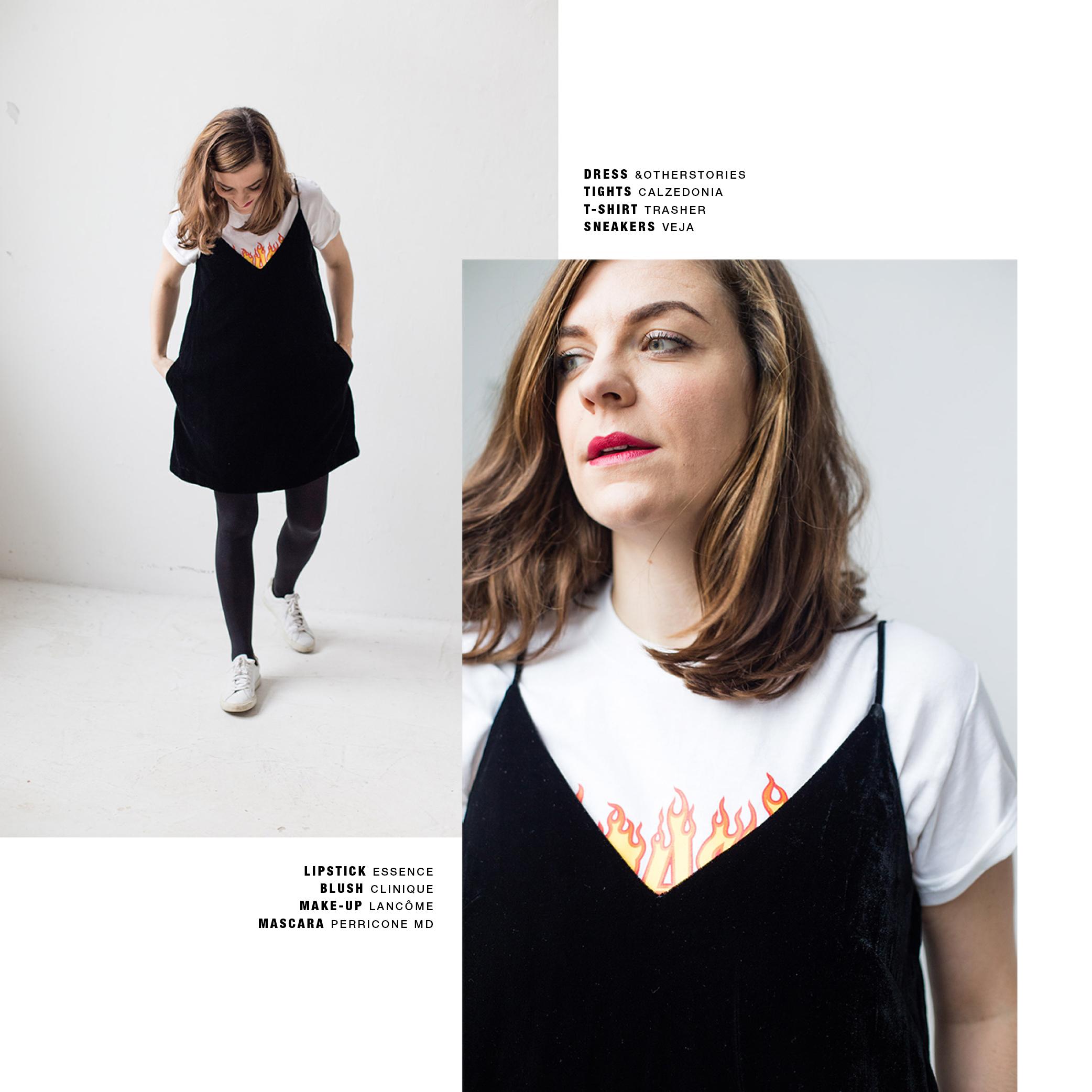 TRASHER / Foxycheeks Hanna Schumi