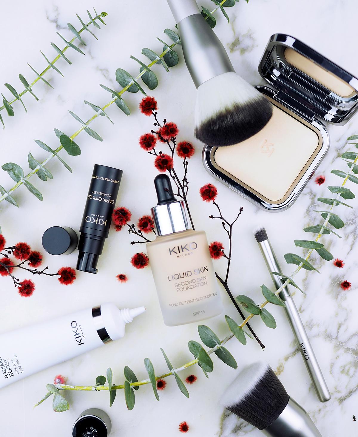 Christmas Make-up Look feat. KIKO / Foxycheeks Hanna Schumi