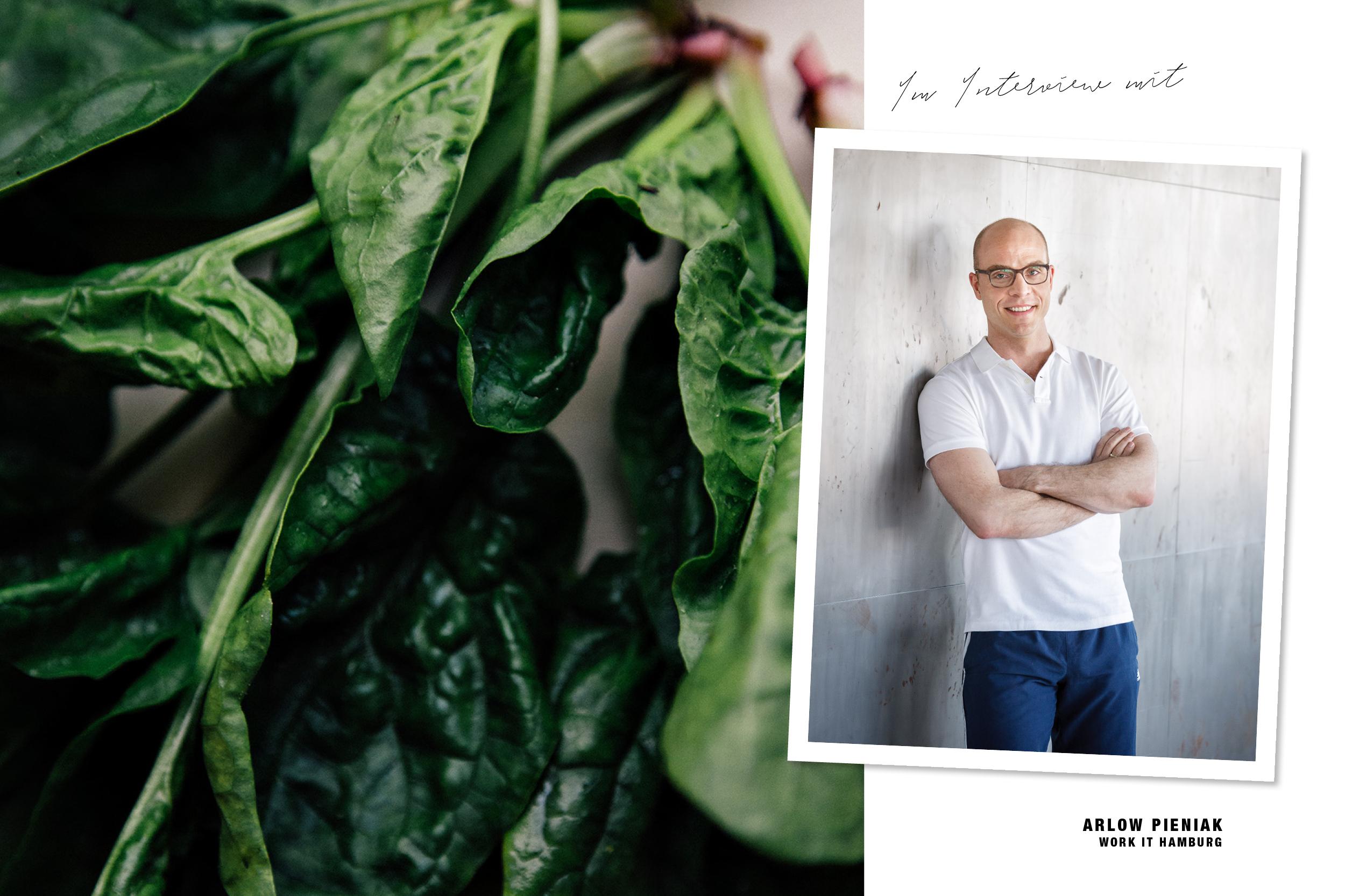 Ernährungs Interview Arlow Pieniak / Foxycheeks