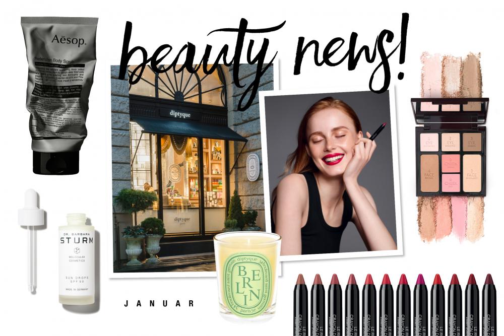 Foxycheeks Beauty News / Jan 2017