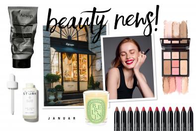 Beauty News Januar
