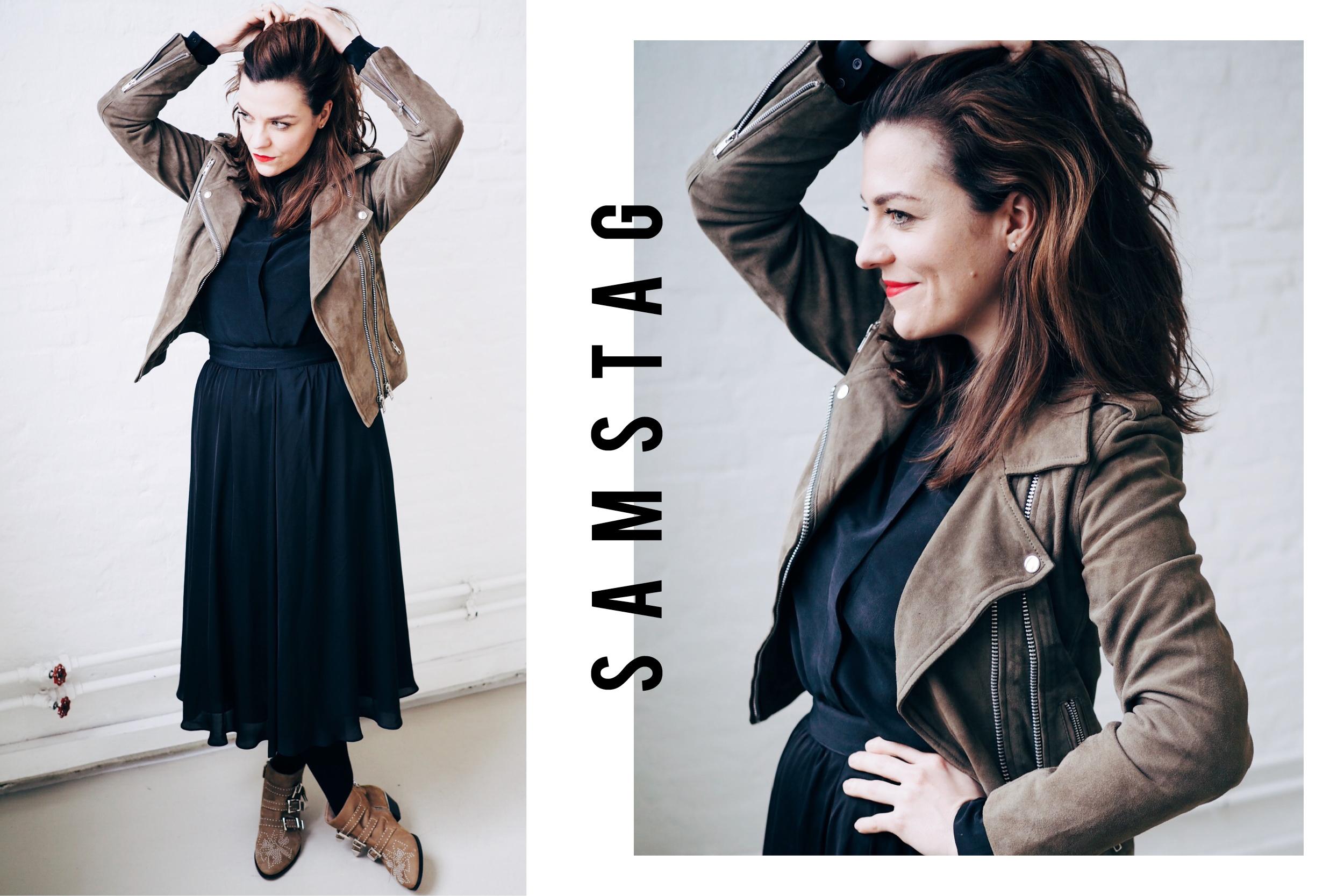 7 Days No Jeans / 7 Looks / Foxycheeks Hanna Schumi