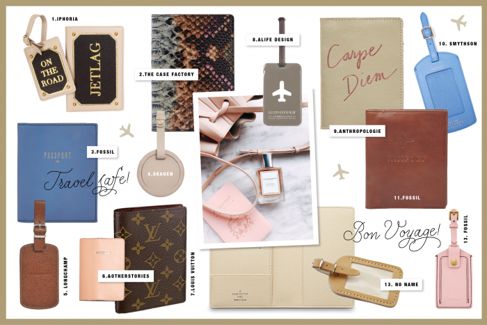 Passport & Travel / Foxycheeks HannaSchumi