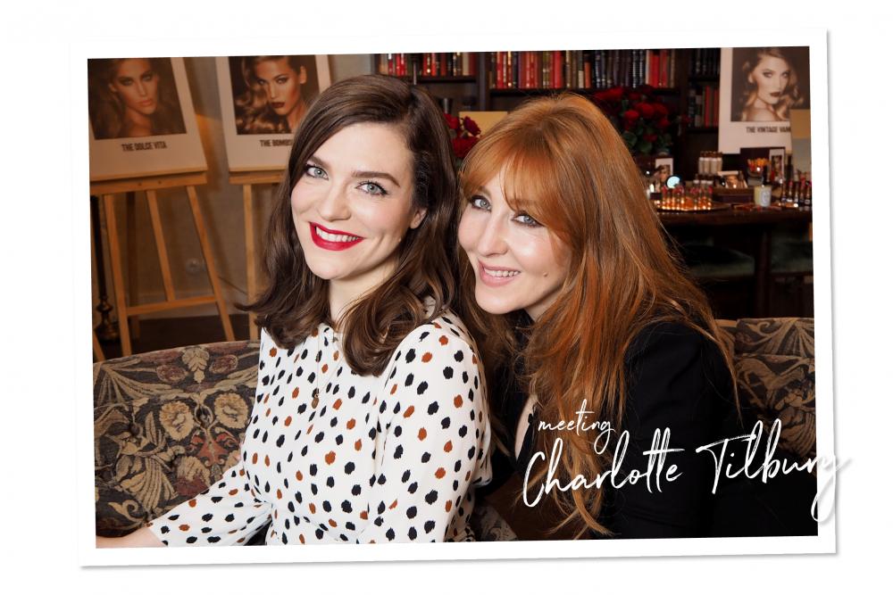 Charlotte Tilbury / Hanna Schumi Foxycheeks