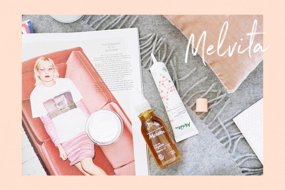 Melvita Nectar de Miels  Foxycheeks Hanna Schumi
