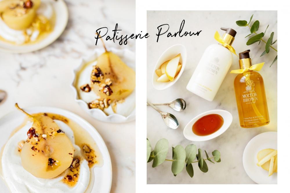 Patisserie Parlour Molton Brown / Foxycheeks