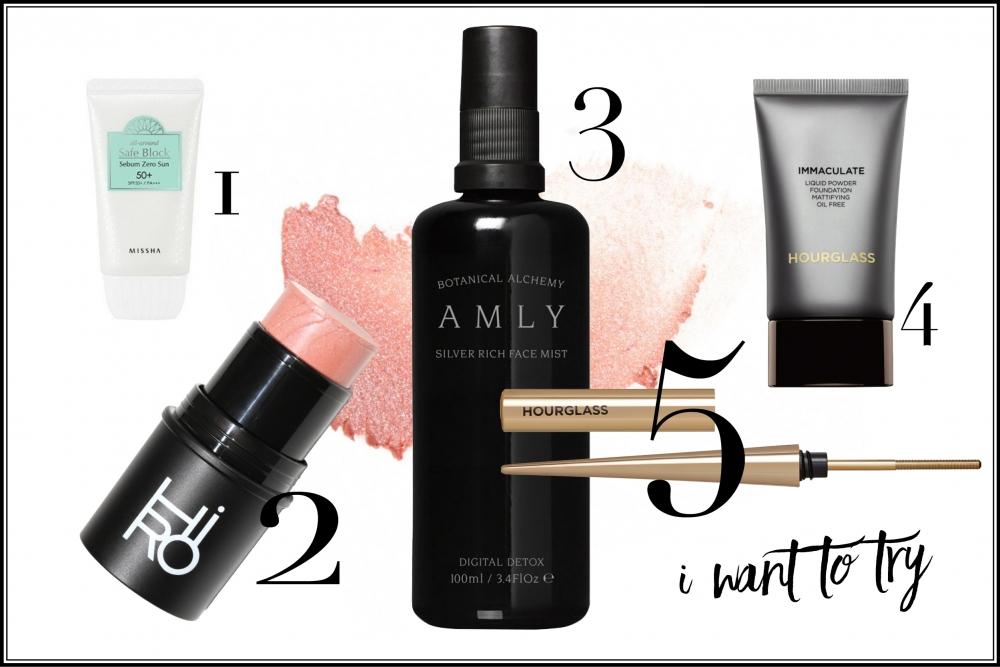 Beauty Lust List / Foxycheeks