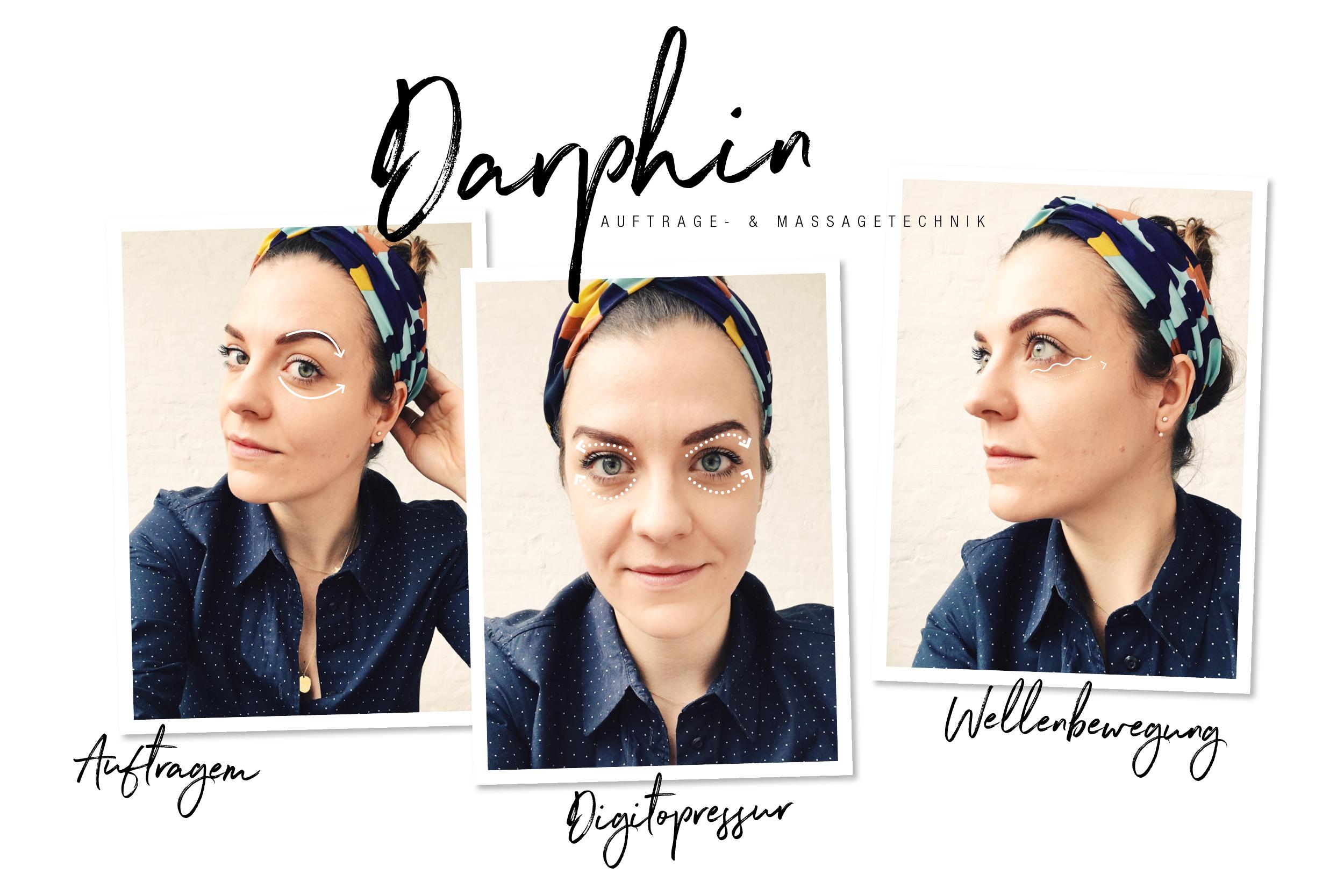 Darphin Augenpflege / Foxycheeks Hanna Schumi
