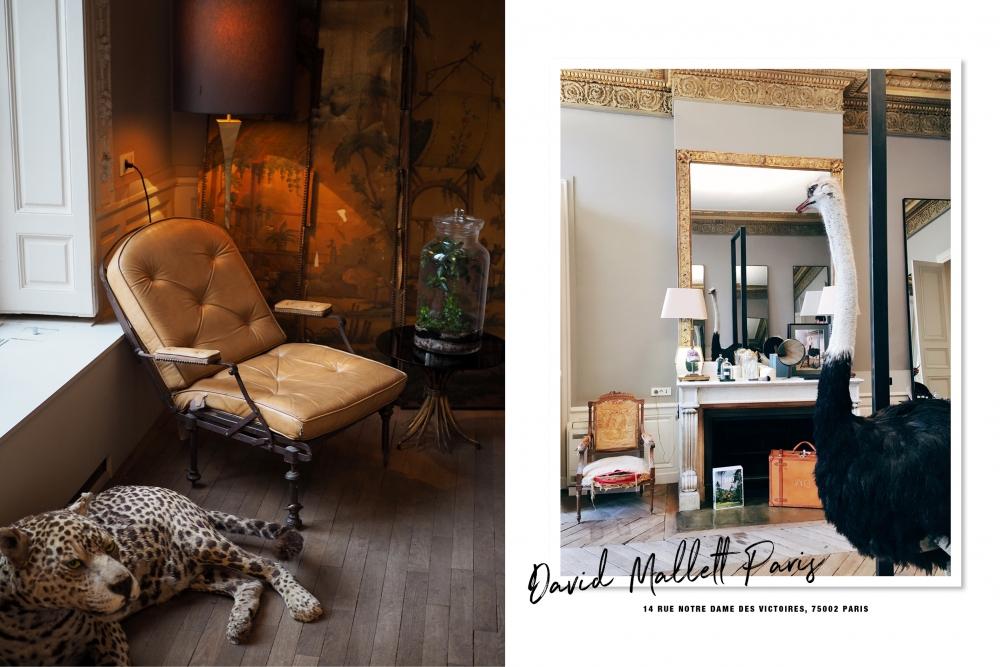 David Mallett Paris / Beautyblog Foxycheeks Hanna Schumi