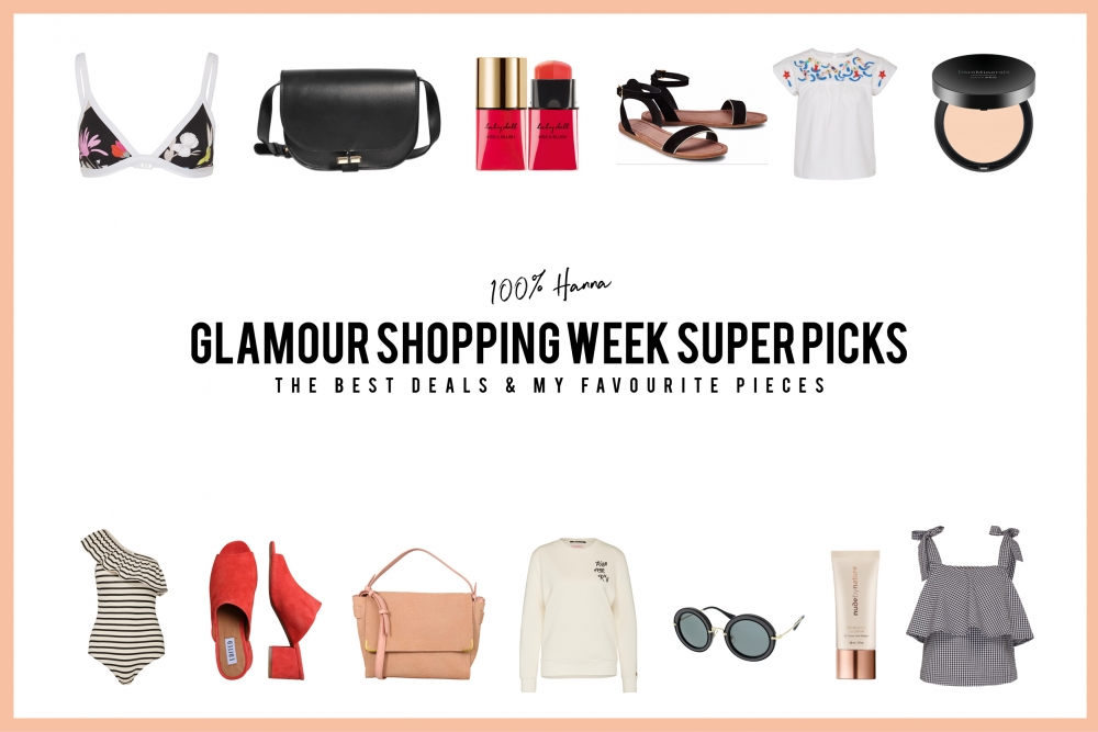 Glamour ShoppingWeek 2017 / Foxycheeks hanna Schumi