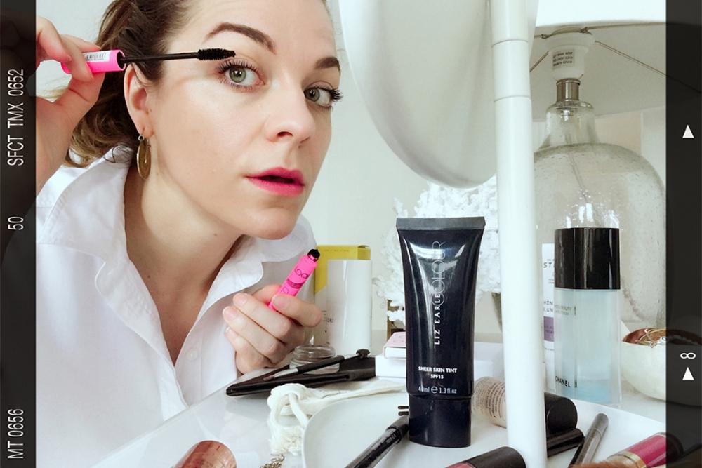 Make-up Frage / Foxycheeks Hanna Schumi