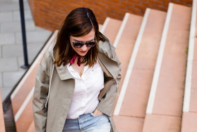 Everyday Outfit: The RainParka