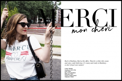 Everday Outfit: Merci MonCheri