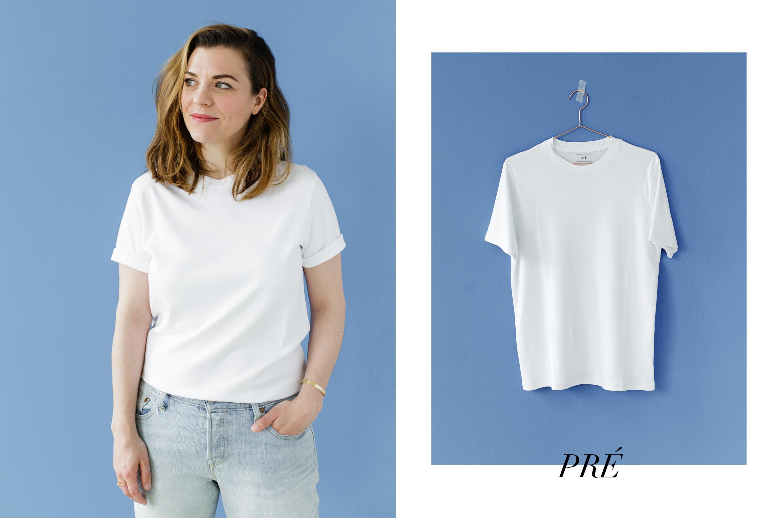 87459e71333930 Note: Pré kommt aus Berlin, hat eine tolle Philosophie und eine  transparente Herstellung. Der lockere Schnitt des T-Shirts, übrigens  unisex, passt perfekt ...