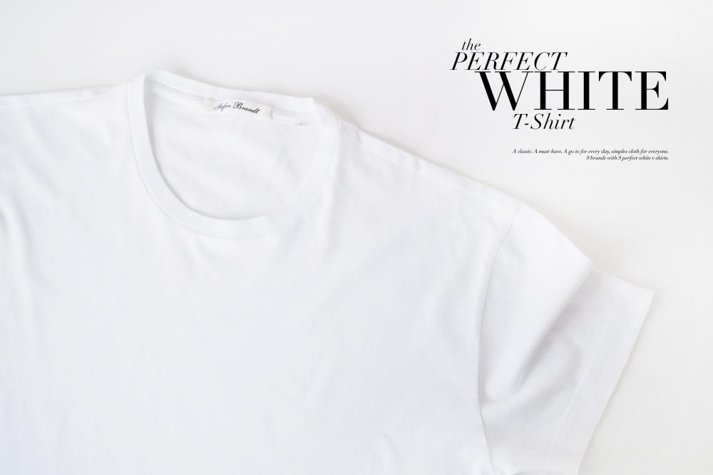 White T-Shirt / Blog Hanna Schumi