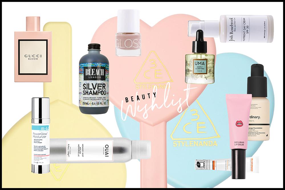 Beauty Wishlist / Beautyblog Hanna Schumi