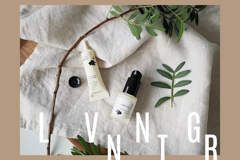 Living Nature Naturkosmetik / Foxycheeks Beautyblog Hanna Schumi