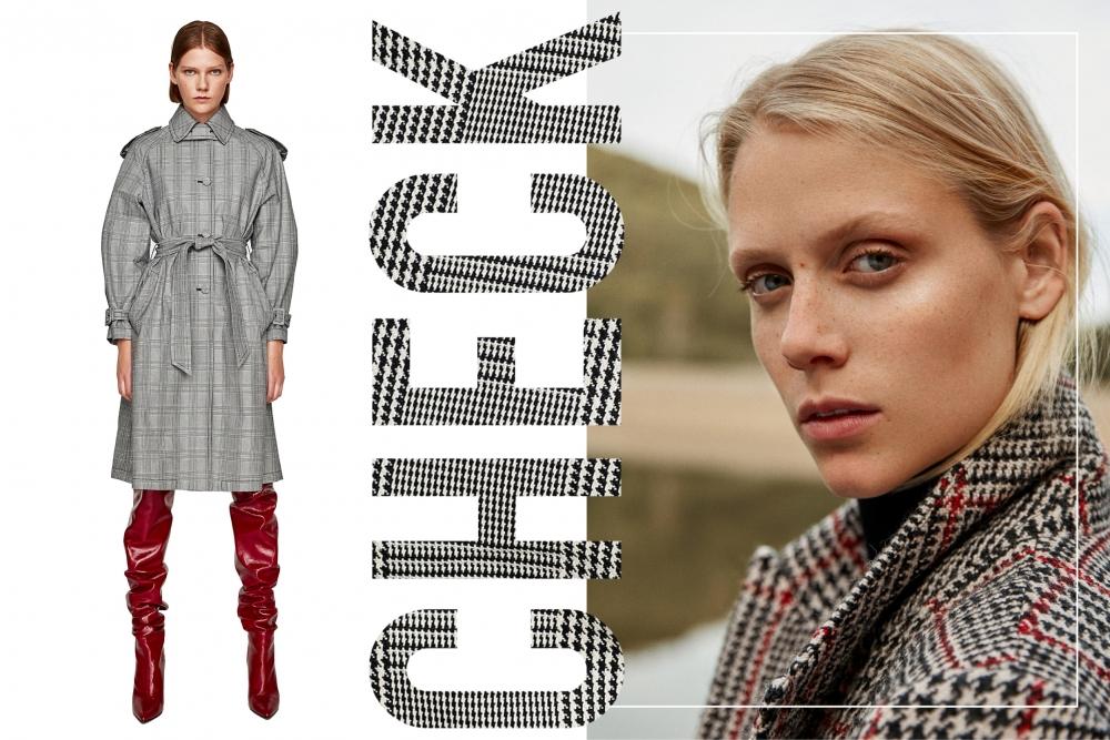 Karo Check / Fashion Blog Hanna Schumi