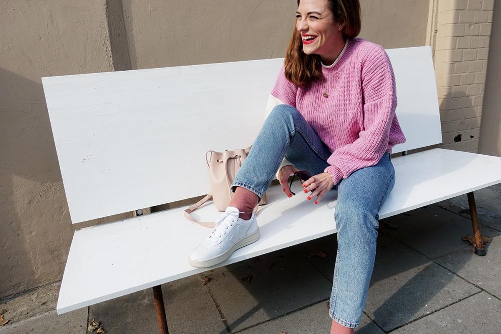 Valentine Witmeur / Pink meets Red / Blog Hanna Schumi