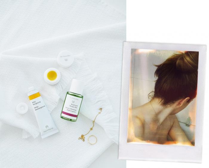 Dr. Hauschka Wind und Wetter Bad / Beautyblog HannaSchumi