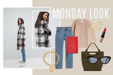 (Cyber) Monday Look + Codes