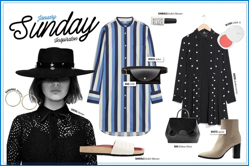 Sunday Inspiration / Blog Hanna Schumi