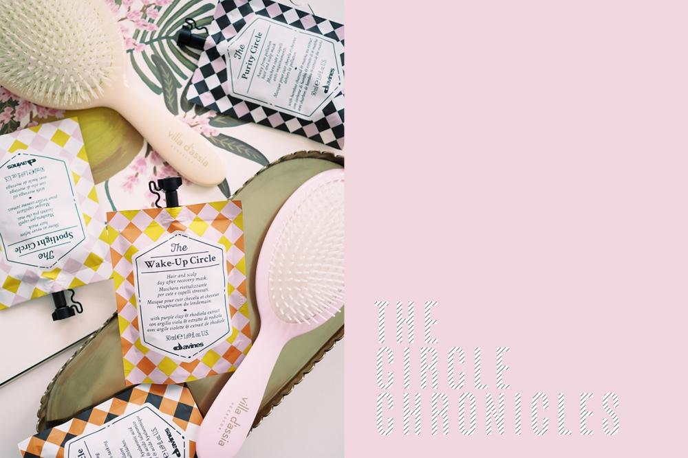 Davines The Circle Chronicles / Beautyblog Hanna Schumi