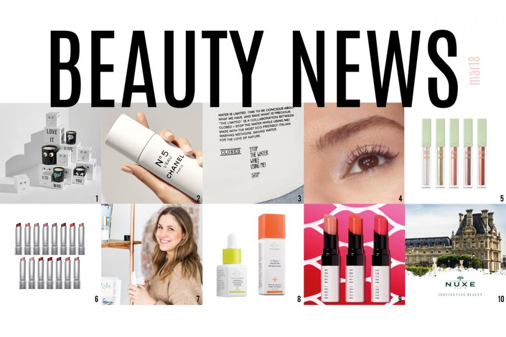 Beauty News Mar 18
