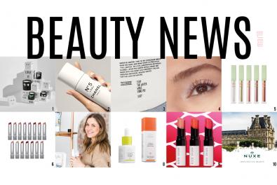 10 Beauty News: März