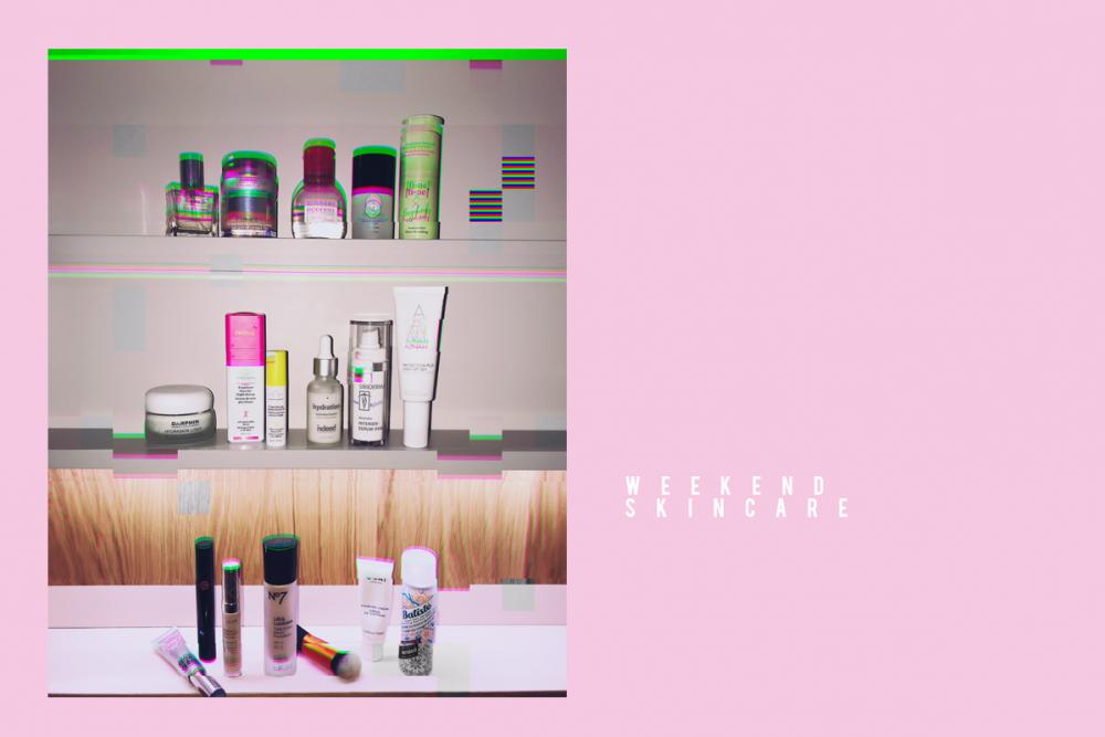 Weekend Skincare Beautyblog Hanna Schumi
