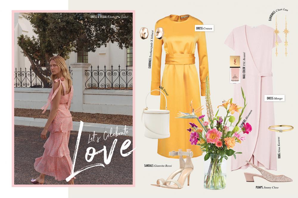 Hochzeit Was anziehen Blog Hanna Schumi