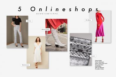 5 Onlineshop-Geheimtipps