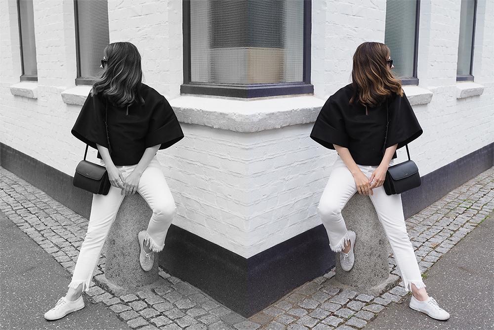 Die perfekte schwarze Tasche Beautyblog Hanna Schumi