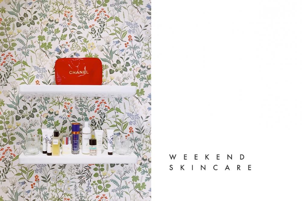 Weekend Skincare Blog Hanna Schumi