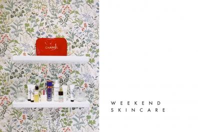 Weekend Skincare: Paris