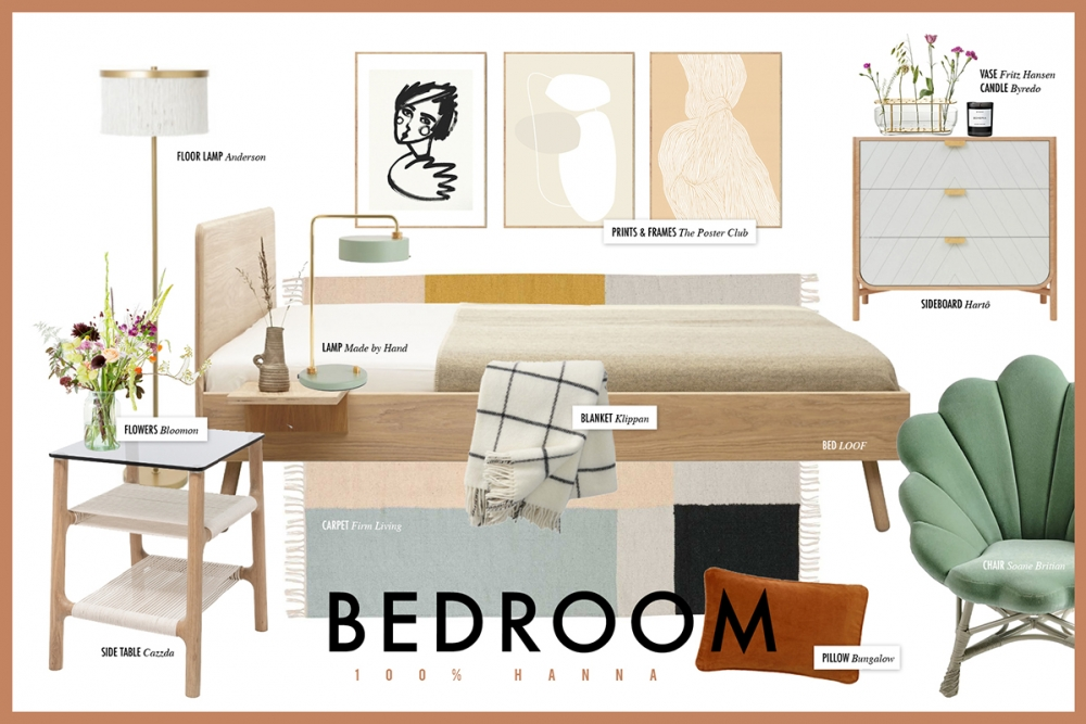 Schlafzimmer HannaSchumi
