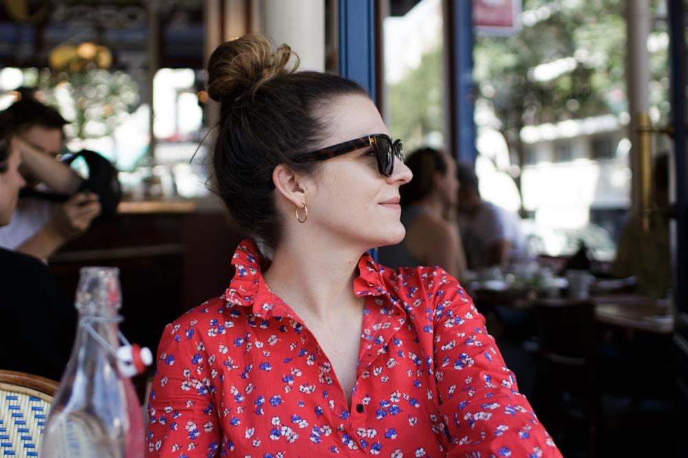 La Fontaine de Belleville Paris Blog Hanna Schumi