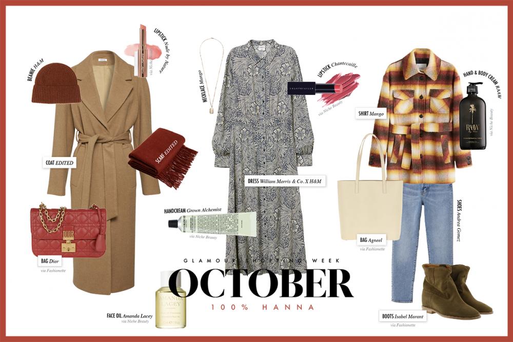 Glamour Shopping Week X Blog Hanna Schumi