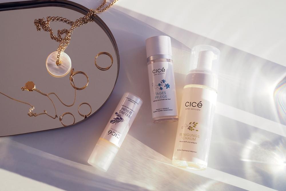 Cicé Skincare X Foxycheeks Set Hanna Schumi