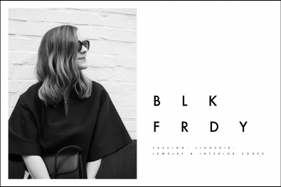 BLK FRDY Codes! Fashion, Schmuck & Interior Edition